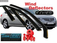 HONDA ACCORD 2008- Wind Deflectors 4 pcs. Estate  HEKO (17151)