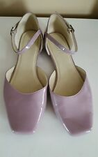 FLAT PINK SHOES FROM FAITH SIZE UK7 40 PUMPS BALLERINAS