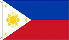 3' x 2' PHILIPPINES FLAG Philippine Filipino Asia Asian