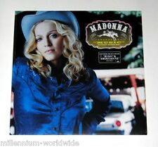 "SEALED & MINT - MADONNA - MUSIC - 12"" VINYL LP RECORD ALBUM"