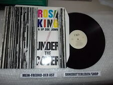 LP Jazz Rosa Kelly + Upside Down / Under The Cover (8 Song) D&K MUSIC