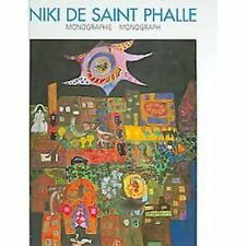 Niki de Saint Phalle: Monograph, General AAS, General, Contemporary Art, Hardcov