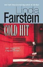 Alexandra Cooper Mysteries: Cold Hit by Linda Fairstein (2004, Paperback)