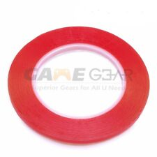 3mm 25m Red Double Side 3M Tape Adhesive Sticky Glue for Cellphone LCD Screen