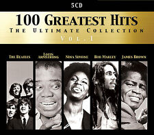 "100 GREATEST HITS "" THE ULTIMATE COLLECTION"" VOL. 01"