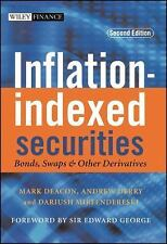 Inflation-indexed Securities: Bonds, Swaps and Other Derivatives, Mirfendereski,