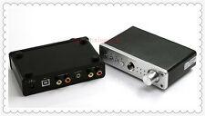 FX 98S Hi-end PCM2704+MAX9722+NJW1144 Audio Preamp+USB DAC+Headphone Amplifier