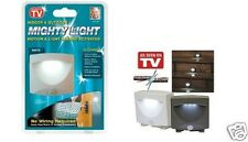 MIGHTY LIGHT As Seen On TV Indoor/Outdoor Motion Sensor Night Activated LED LITE