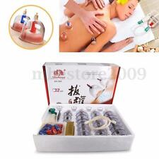Vacuum Cupping Massager Set 32 Cups Massage Healthy Slimming Suction Cupping Set