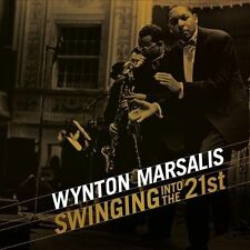 NEW Swinging Into The 21st [box] by Wynton Marsalis CD (CD) Free P&H