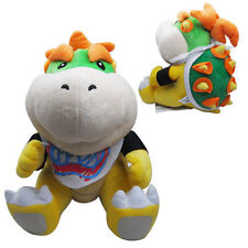 Super Mario Bros. Plush Bowser Jr. Soft Toy Stuffed Animal Doll Teddy 7in
