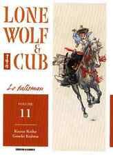 manga Lone Wolf & Cub Tome 11 Kazuo Koike Kojima Seinen Panini Rare And TBE VF