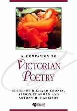 Blackwell Companions to Literature and Culture: A Companion to Victorian...
