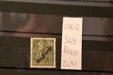 FRANCOBOLLI GERMANIA REICH USATI S.N°49 (A28072)