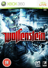 Wolfenstein ~ XBox 360 (in Great Condition)