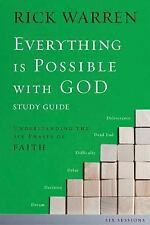 Everything is Possible with God Study Guide: Understanding the Six Phases of Fai