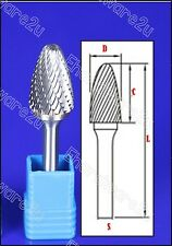 Tungsten Carbide Rotary Burr 6mmX12mm (RB-FX0612)