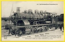 cpa MACHINE N° 4115 Rail Chemins de Fer de l'Est FRENCH LOCOMOTIVE GOODS TRAIN