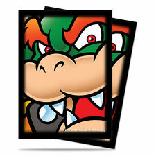 Bowser Super Mario Bros. Ultra Pro Deck Protector card sleeves for Mtg Pokemon