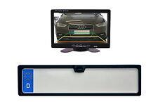 """Nummernschildkamera & 7 """" Monitor passend für Honda Fahrzeugen uvm.."""