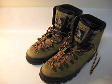 LA Sportiva Makalu Men's Leather Mountaineering Hiking Boots Size  EU 45 US 11.5