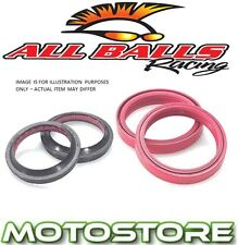ALL BALLS FORK OIL & DUST SEAL KIT FITS HONDA XR400R 1996-2004
