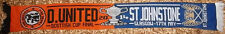 DUNDEE UNITED FC vs ST.JOHNSTONE FC SCARF  SCOTTISH CUP FINAL 2014