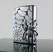 ZIPPO Feuerzeug SPIDER ON EDGE Vol.2 Limited Edition Nr. 0402/1000 RARITÄT!!NEU