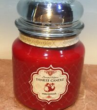 14.5 OZ YANKEE CANDLE PARRAFIN SHIMMER AND & SPARKLE MEDIUM MACINTOSH 1313432