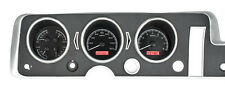 Dakota Digital 68 Pontiac GTO Lemans Tempest Analog Dash Gauges VHX-68P-GTO-K-R