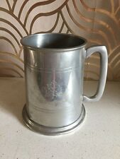 Great Vintage Royal Airforce Number 5 Squadron 1988 Pewter Pint Tankard