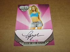 2014 Benchwarmer TIFFANY TOTH #68 Eclectic Autograph Variant PLAYBOY Playmate