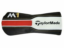 New Taylormade M1 Driver Leather Headcover - Fits 430cc 460cc Head Cover