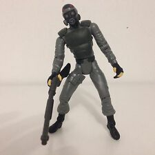 1999 ToyBiz Capcom Resident Evil 2 Action Figure - Hunk  (No Box)