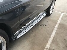 Genuine Style Side Steps/Running Board For Mercedes Benz ML class W166 12+ model