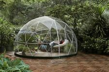 Garden Igloo - Stylish Conservatory, Greenhouse, Gazebo, or Play Area for Kids
