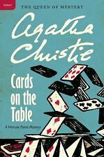 Hercule Poirot Mysteries Ser.: Cards on the Table 15 by Agatha Christie...