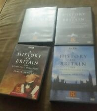 A History of Britain -The Complete Collection (DVD, 2008, 4-Disc. it's missing 1