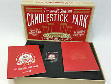 SAN FRANCISCO 49ERS 2013 Farewell Season Commemorative Box - No Tickets