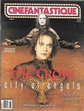 CINEFANTASTIQUE VOL. 28 #1 (GD) THE CROW CITY OF ANGELS, GHOST IN THE SHELL