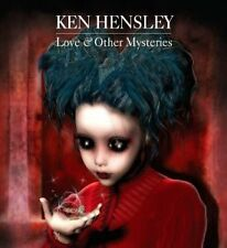 Ken Hensley (Uriah Heep Founder): Love & Other Mysteries Esoteric NUOVO
