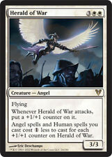 [1x] Herald of War [x1] Avacyn Restored Slight Play, English -BFG- MTG Magic