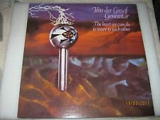 "Van Der Graaf Generator  ""The least we can do is wave to each other "" MINT"
