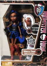 MONSTER HIGH ROBECCA STEAM DAUGHTER OF MAD SCIENTIST ORIGINAL/1ST EDITION NRFB