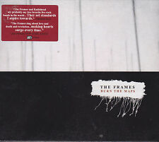 THE FRAMES - burn the maps CD