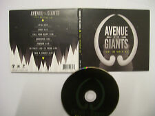 AVENUE OF THE GIANTS Just Between Us – 2014 USA CD – Grunge, Hard Rock – BARGAIN