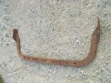 Farmall B tractor original IH horse shoe drawbar draw bar