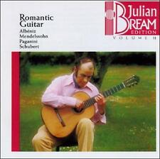 Bream, Julian Romantic Guitar CD