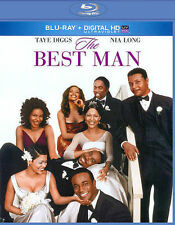 The Best Man (Blu-ray Disc, 2013, Includes Digital Copy; UltraViolet) New