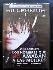 MILLENIUM 1 - HOMBRES QUE NO AMABAN A LAS MUJERES - DVD - NUEVO - PROMENADE